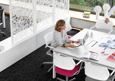 Design de système_Plateforme mobilier de bureau